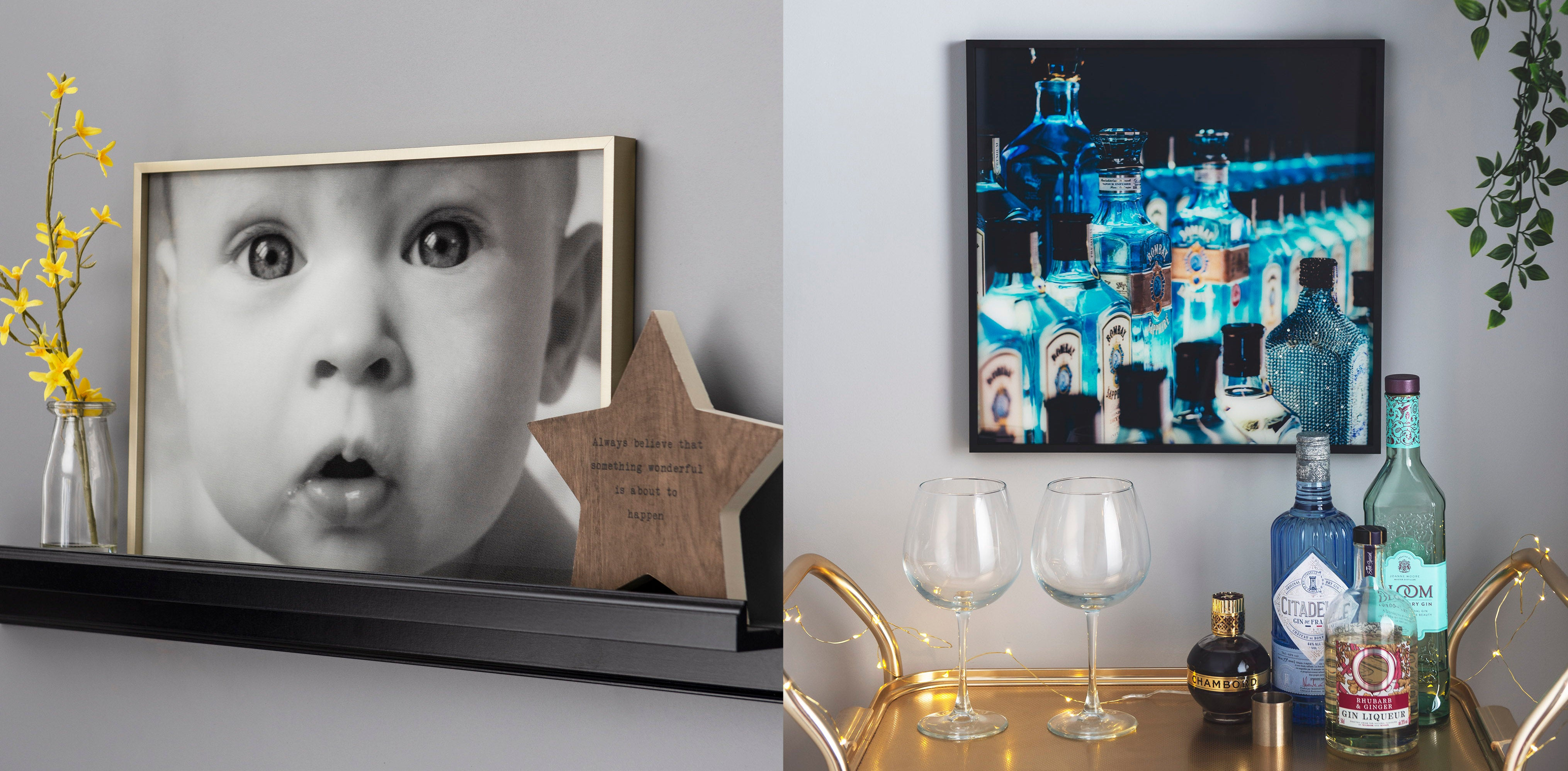 Online Photo Printing Onto Glass