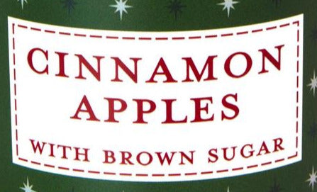 Candle in Tin - Cinnamon Apples