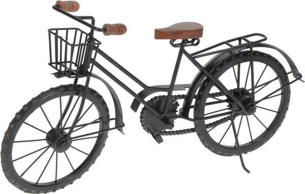 Black Bicycle Ornament 49cm