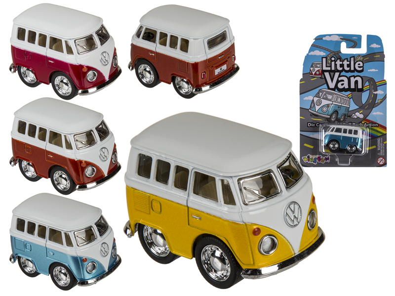 Pullback Campervan Toy - Culzean Gifts