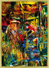 The Trevor M Hirst Collection - Paint 4127 - Framed Artwork Direct print to glass - Culzean Gifts