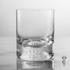 Personalised Engraved Whisky Tumbler - Golf Ball Base - Culzean Gifts