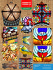 Bird House - Stained Glass - Culzean Gifts