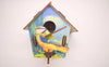 3d Bird house wall art  - Alfred Sisley - Culzean Gifts