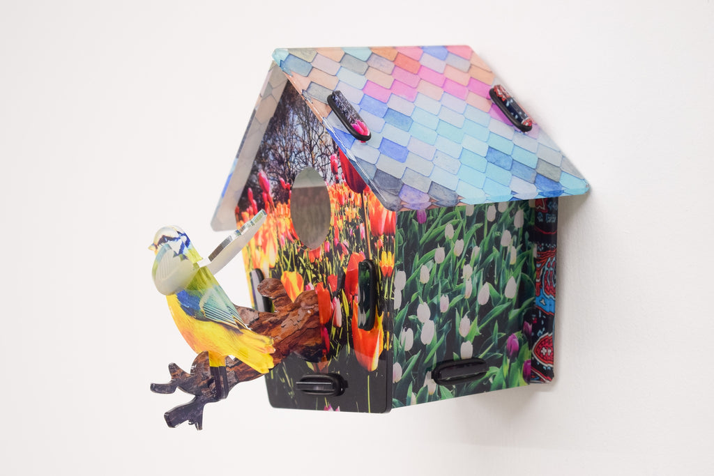 Bird House - Amsterdam - Culzean Gifts