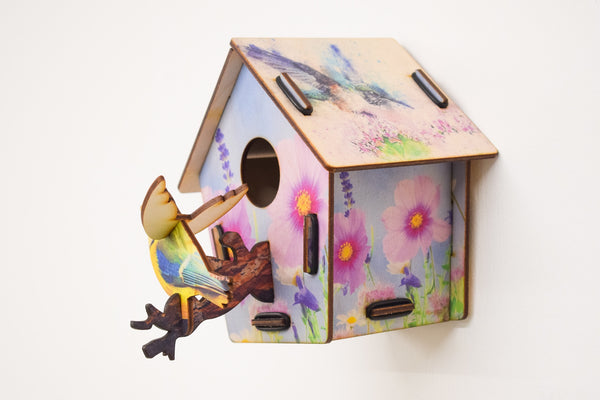 Bird House - Kingfisher - Culzean Gifts