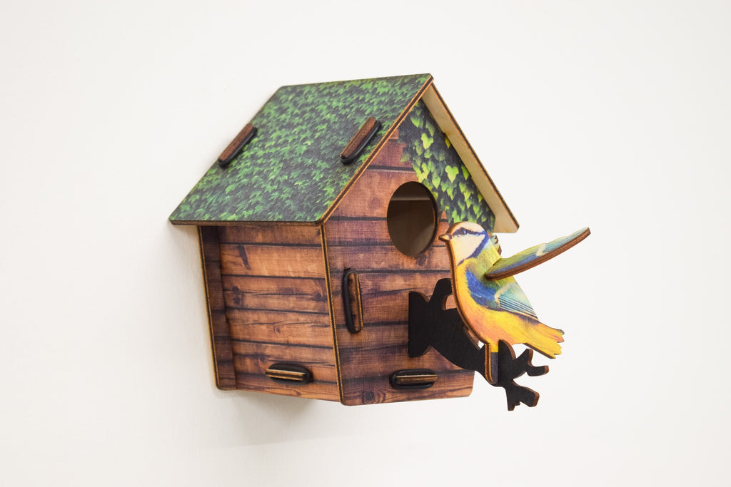 Bird House - Grandad's Shed - Culzean Gifts