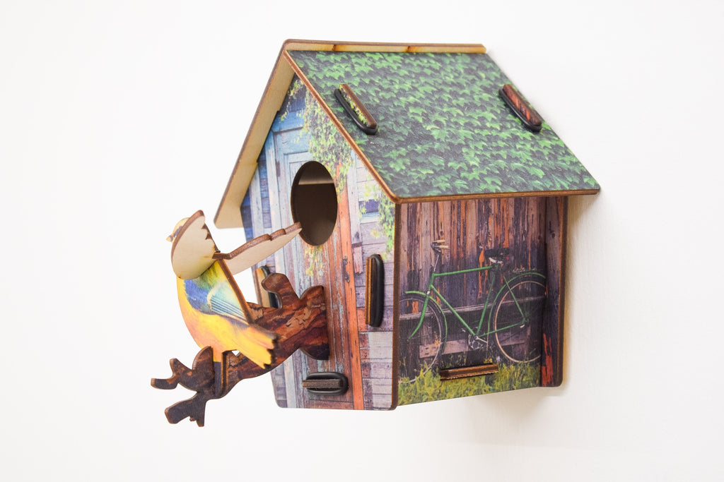 Bird House - Bike Shed - Culzean Gifts