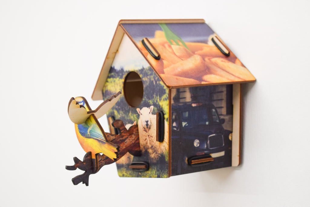 Interior Design - British - Bird House - Culzean Gifts