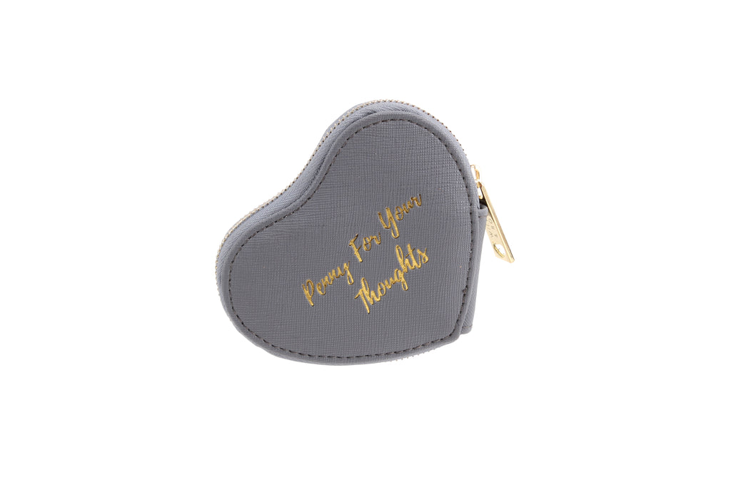 W&R Fun Funds Heart Coin Purse - Culzean Gifts