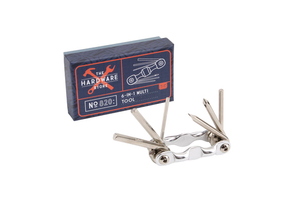 The Hardware Store Tool 6-in-1 Multi Tool - Culzean Gifts