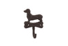 Dog Single Wall Hook - Culzean Gifts