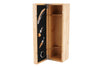 Personalised 4 Piece Luxury Wine Tools and Hinged Bottle Box - Culzean Gifts