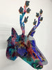 Wall Mounted Deer Head (Stag) - No 4 - Culzean Gifts