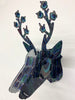Wall Hanging Deer Stag Head - No 6 - Culzean Gifts