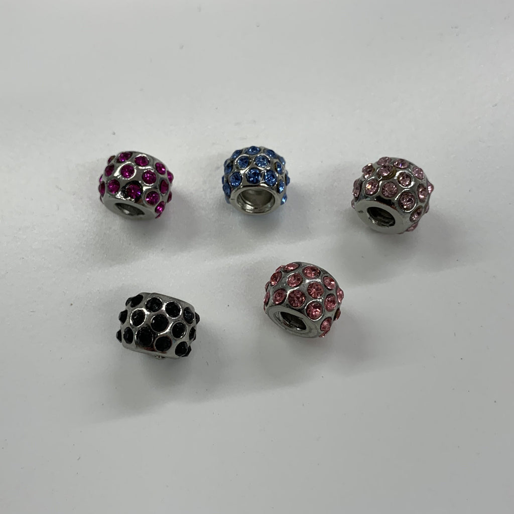Additional Charms and Beads for Bracelets, Modern Day Design by Culzean Ogle