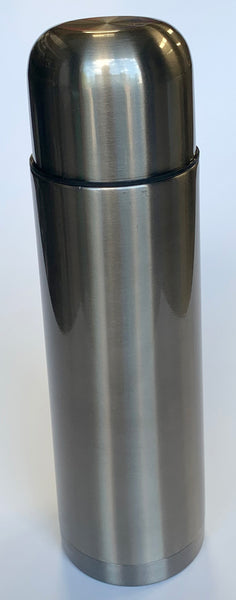 Personalised 500ml Stainless Steel Insulated Drinks Flask
