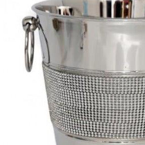 Diamante Champagne Bucket 20cm