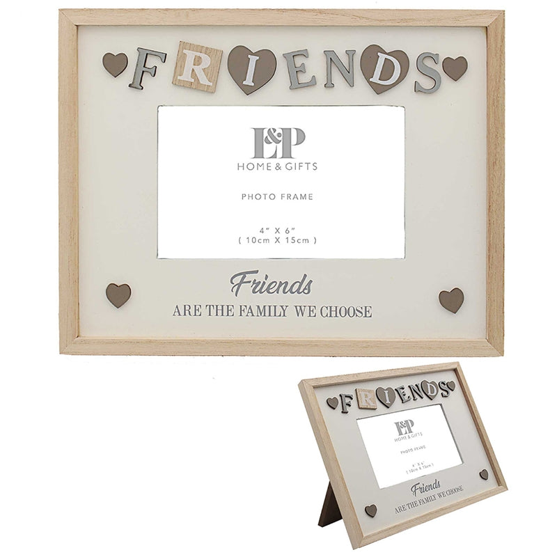 Sentiments Frame Friends 25cm