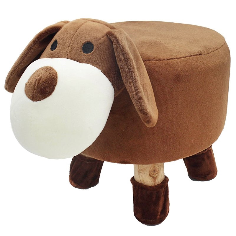 Plush Dog Stool 45cm - Culzean Gifts