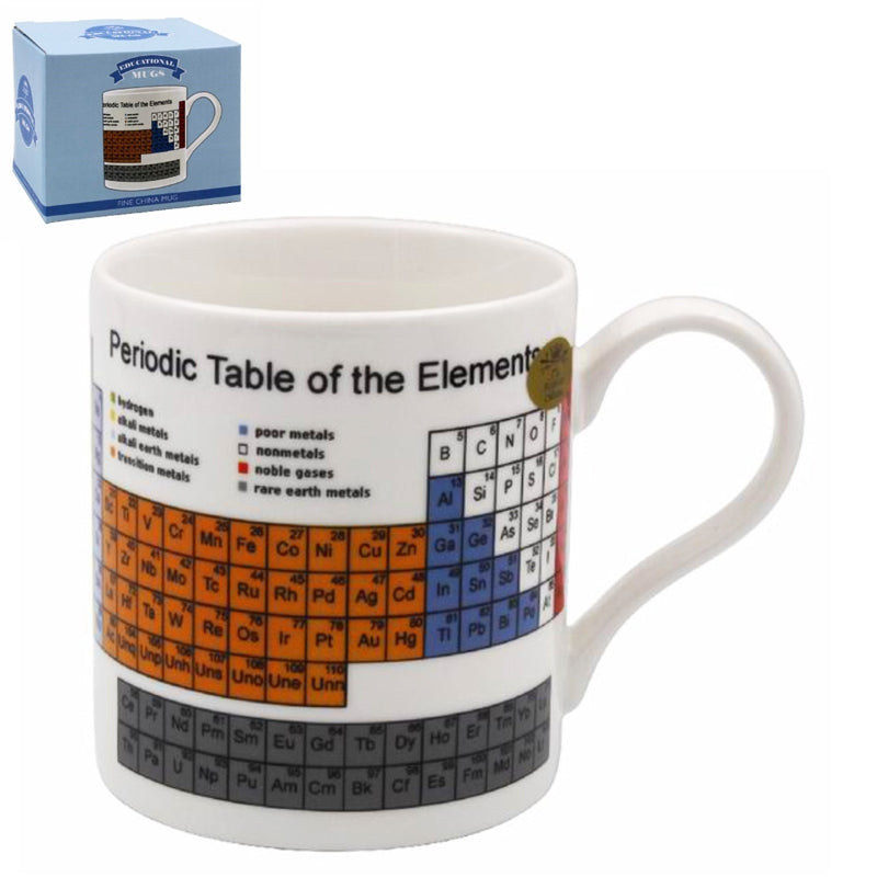 Periodic Table Mug - Culzean Gifts