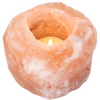 Wholesale Himalayan Single Salt Candle Holder 9cm