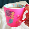 Pink Mermaid Mug Giftboxed