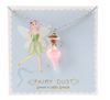 Once Upon A Time Pink Fairy Dust Necklace