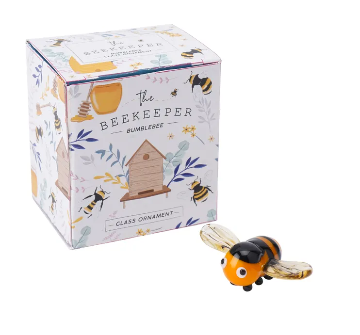 The Beekeeper Glass Bumblebee