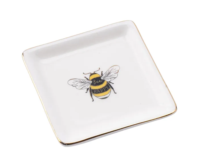 The Beekeeper Bee Ring Dish