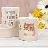 House Not Home Mug - Ginger Cat