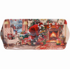 Santa With Presents Tray 39cm