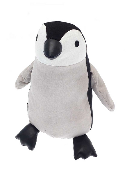 Plush Penguin Doorstop