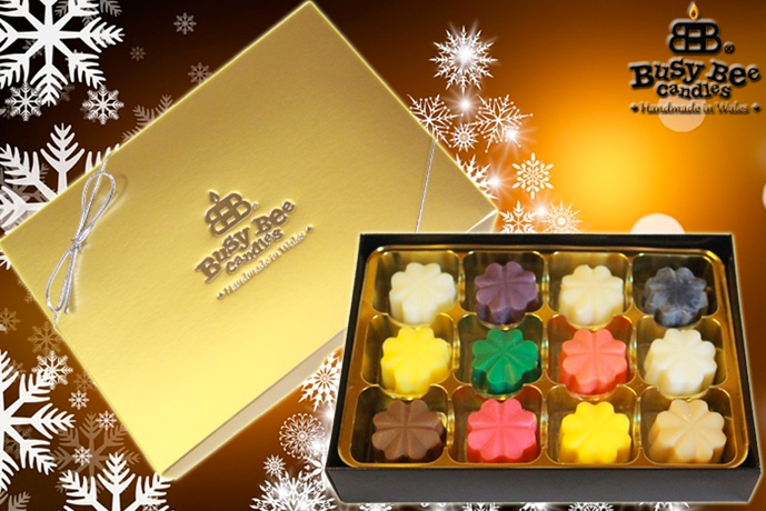 Festive Wax Tart Selection Box