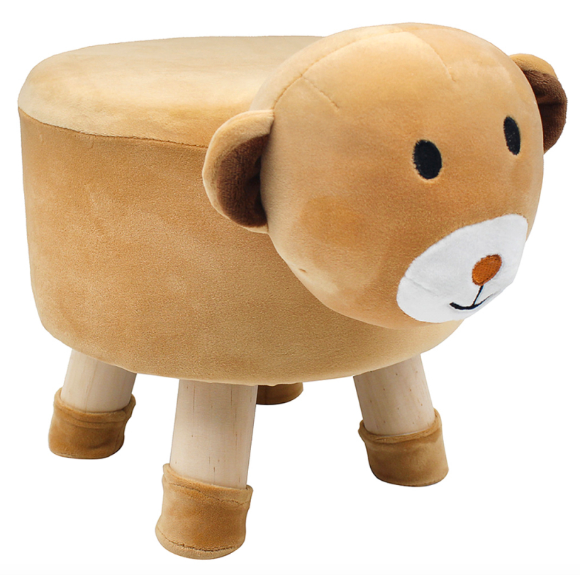 Plush - BEAR STOOL