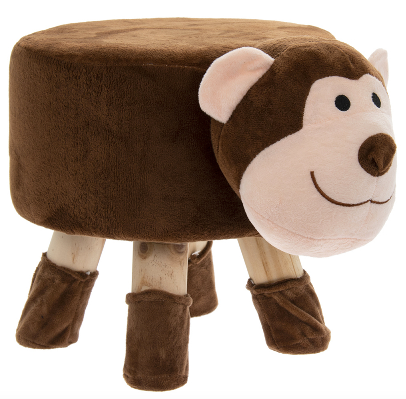 Plush - MONKEY STOOL
