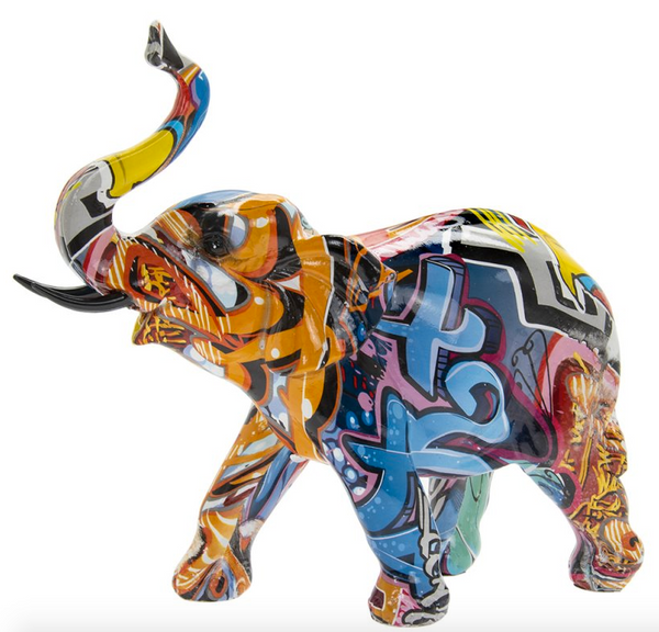 GRAFFITI ELEPHANT SMALL
