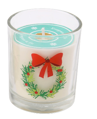 Joy to the World Boxed Candle - Culzean Gifts