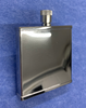 Engraved Personalised Small 2oz Polished Hip Flask - Culzean Gifts