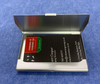 Personalised Metal Business Card Holder