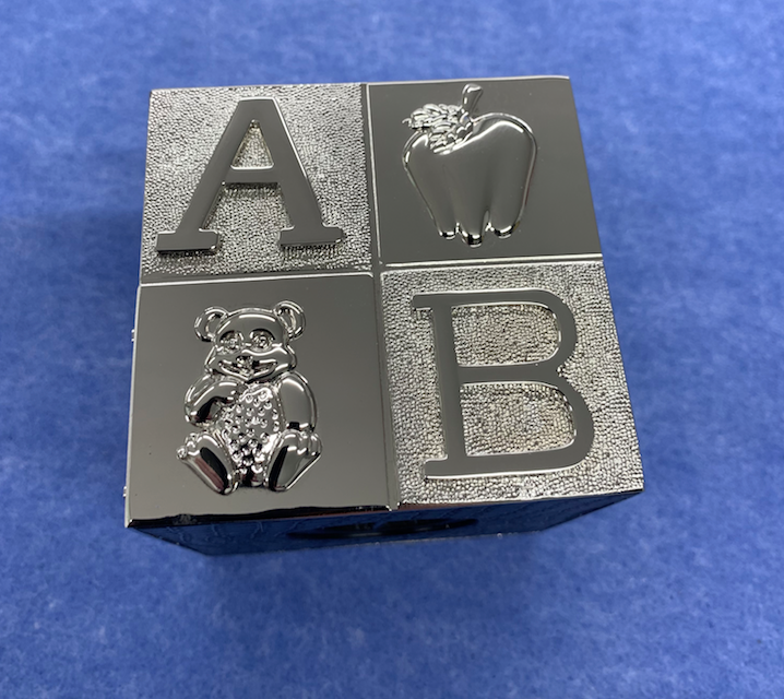 ABC Metal Money Box