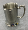 Personalised Polished Stainless Steel 1 Pint Tankard