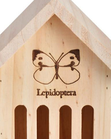 Wooden Butterfly House - Culzean Gifts