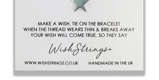 Wishstrings Bear Hugs Bracelet