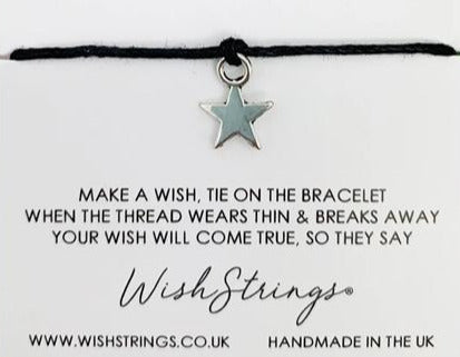 Wishstrings Key Worker Bracelet