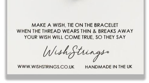 Wishstrings Nurse Bracelet