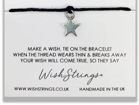 Wishstrings Graduation Bracelet