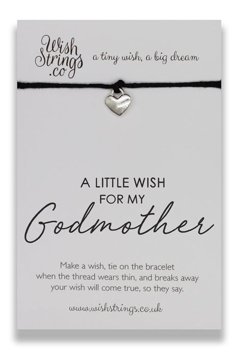 Wishstrings God Mother Bracelet