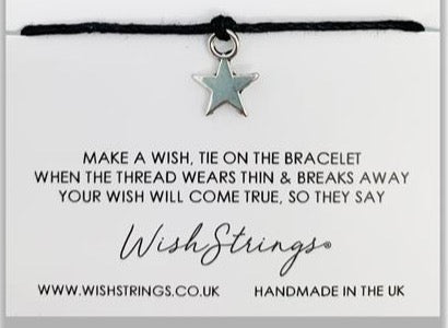 Wishstrings 18th Birthday Bracelet