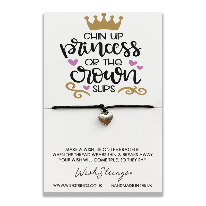 Wishstrings Princess Bracelet